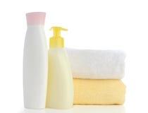 Getrenntes Zubehör für Badekurort oder Sauna lizenzfreie stockfotos