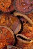 Getrocknete Bael Frucht Lizenzfreie Stockfotografie