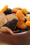 Getrocknete Früchte Lizenzfreies Stockbild