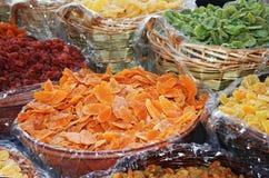 Getrocknete Früchte Stockfoto
