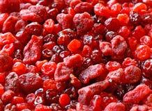 Getrocknete Früchte Stockfotografie