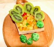 Getrocknete Früchte Lizenzfreie Stockbilder