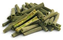 Getrocknete Moringa.oleifera stockfotografie