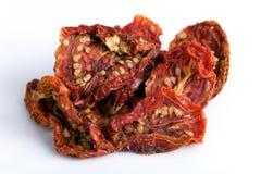 Getrocknete Tomaten stockfoto