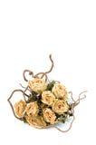 Getrocknete wedding Blumen Stockbilder