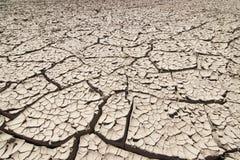 Getrockneter Boden Stockfotografie