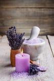 Getrockneter Lavendel stockfotografie