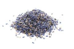Getrockneter Lavendel-Abschluss oben Lizenzfreie Stockfotos