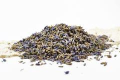 Getrockneter Lavendelhaufen Lizenzfreies Stockfoto