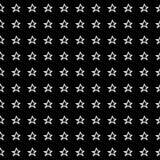 Getrokken de hand speelt naadloos patroon mee Stock Foto's