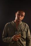 Getrunken lizenzfreies stockbild