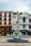 Getsemani Neighborhood in Cartagena, Colombia Stock Photos