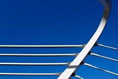 Getti un ponte sulla parte immagine stock libera da diritti