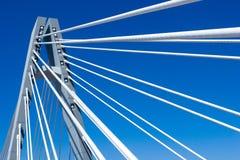 Getti un ponte sulla portata immagini stock