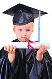Getting diploma Stock Images
