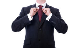 Getting ready for business Stock Photos