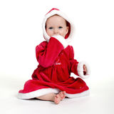 Getting Ready for Christmas Stock Photography