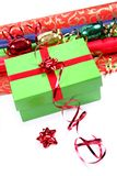 Getting ready for the Holidays Royalty Free Stock Images