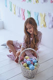 Getting ready to Easter. Stock Photos
