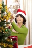 Getting ready for Xmas Royalty Free Stock Photos