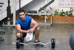 Getting in Shape Stock Photos