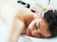 Getting spa Stock Photos