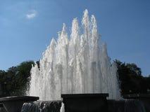 Getto di acqua Fotografia Stock Libera da Diritti
