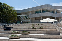 Getty Center Royalty Free Stock Image