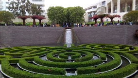 Getty Center Royalty Free Stock Photography