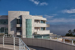 The Getty Center Royalty Free Stock Photos
