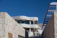 The Getty Center Royalty Free Stock Images