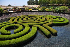 The Getty Center in Los Angeles, Calif Royalty Free Stock Photography