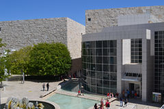 Getty Center Stock Images