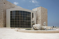 The Getty Center museum Stock Photos