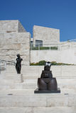The Getty Center museum Royalty Free Stock Photography