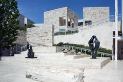 The Getty Center museum Stock Images
