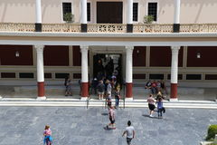 Getty Museum - Getty Villa Stock Photography