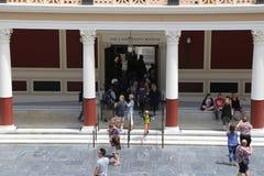 Getty Museum - Getty Villa Stock Photography