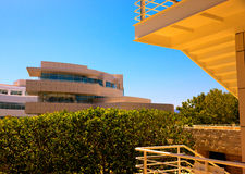 Getty Museum Los Angeles Royalty Free Stock Photos