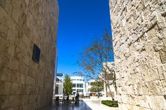 Getty Museum Royalty Free Stock Photo