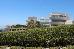 The Getty Research Center - Los Angeles Stock Photography