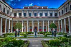The Getty Villa Royalty Free Stock Image