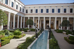The Getty Villa Stock Image