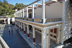 Getty Villa Malibu Royalty Free Stock Photo