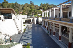 Getty Villa Malibu Royalty Free Stock Images
