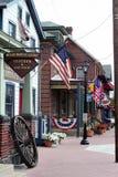 gettysburg宾夕法尼亚美国 库存图片