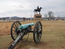 Gettysburg Пенсильвания Стоковое фото RF