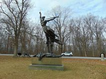 gettysburg Image libre de droits