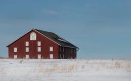 Gettysburg Barn Royalty Free Stock Images