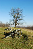 Gettysburg Cannons Stock Images